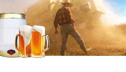 Unfassbar! Jetzt für 500 € bestellen und gratis Bierfass erhalten!