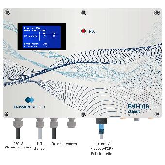 EMI-LOG classic - Kontinuierliche Überwachung
