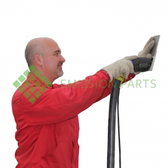Abgasmessung pro benachbarter Motor - SHOP -