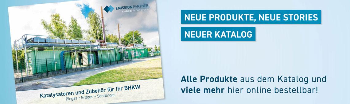 Der neue Emission Partner-Katalog
